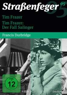 Straßenfeger Vol.5: Tim Frazer / Tim Frazer - Fall Salinger, 4 DVDs
