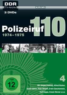 Polizeiruf 110 Box 4, 3 DVDs