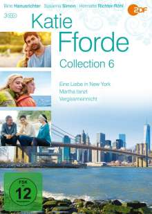 Katie Fforde Collection 6, 3 DVDs