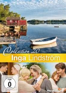 Inga Lindström Collection 20, 3 DVDs