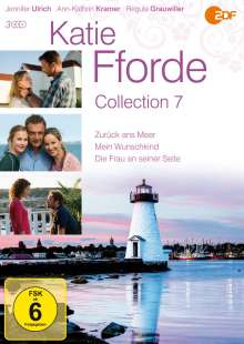 Katie Fforde Collection 7, 3 DVDs