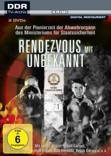 Rendezvous mit Unbekannt, 2 DVDs