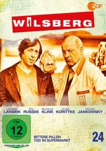 Wilsberg DVD 24: Bittere Pillen / Tod im Supermarkt, DVD