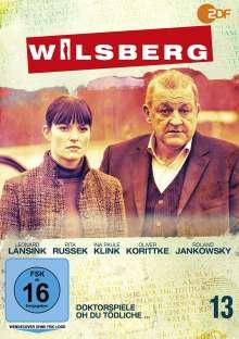Wilsberg DVD 13: Doktorspiele / Oh du tödliche..., DVD