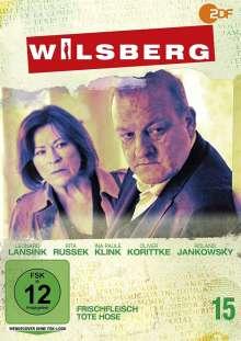 Wilsberg DVD 15: Frischfleisch / Tote Hose, DVD
