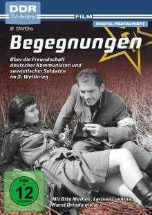 Begegnungen, 2 DVDs