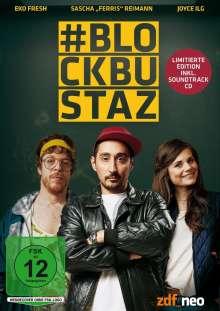 Blockbustaz, 1 DVD und 1 CD