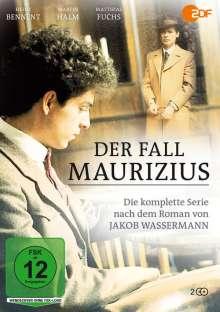 Der Fall Maurizius, 2 DVDs