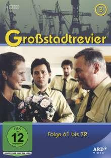 Großstadtrevier Box 3 (Staffel 8), 4 DVDs