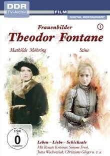 Theodor Fontane - Frauenbilder Vol. 1: Mathilde Möhring / Stine, DVD
