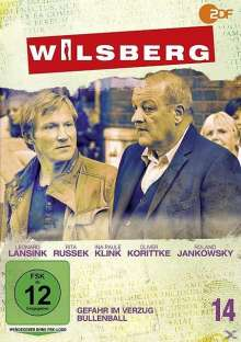 Wilsberg DVD 14: Gefahr in Verzug / Bullenball, DVD