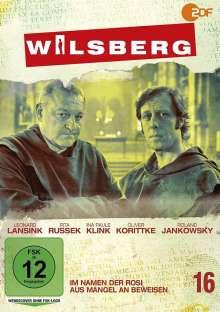 Wilsberg DVD 16: Im Namen der Rosi / Aus Mangel an Beweisen, DVD
