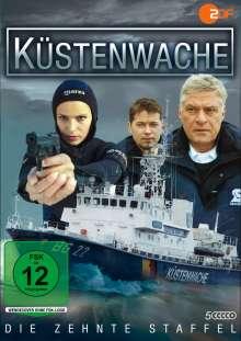 Küstenwache Staffel 10, 5 DVDs