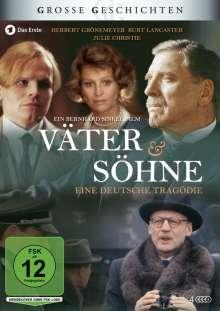 Väter und Söhne - Eine deutsche Tragödie, 4 DVDs