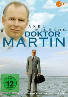 Doktor Martin Staffel 2 (finale Staffel), DVD