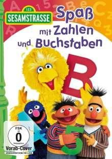 Sesamstraße - Spaß mit Zahlen und Buchstaben, DVD