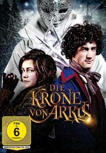 Die Krone von Arkus, DVD