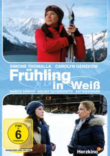 Frühling in weiß, DVD