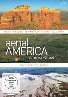 Aerial America - Amerika von oben: Southwest Collection, 2 DVDs