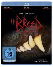 The Breed (Blu-ray), Blu-ray Disc