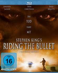 Riding the Bullet (Blu-ray), Blu-ray Disc