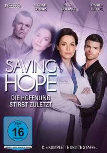 Saving Hope Season 3, 5 DVDs