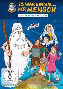 Es war einmal...das Leben (Folge 1-4), DVD