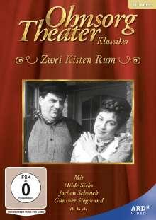 Ohnsorg Theater: Zwei Kisten Rum, DVD