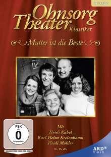 Ohnsorg Theater: Mutter ist die Beste, DVD