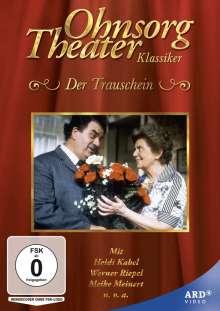 Ohnsorg Theater: Der Trauschein, DVD
