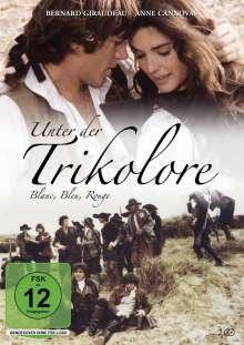 Unter der Trikolore (Miniserie), 2 DVDs