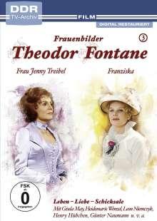 Theodor Fontane - Frauenbilder Vol. 3: Frau Jenny Treibel / Franziska, DVD