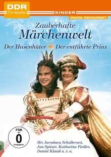 Zauberhafte Märchenwelt: Der Hasenhüter / Der entführte Prinz, DVD