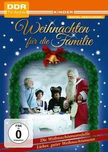 Weihnachten für die Familie: Die Weihnachtsmannfalle / Lieber guter Weihnachtsmann, DVD