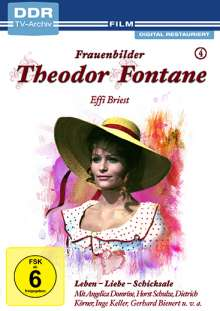 Theodor Fontane - Frauenbilder Vol. 4: Effie Briest, DVD