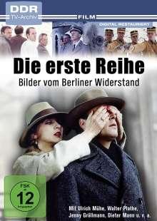 Die erste Reihe - Bilder vom Berliner Widerstand, DVD