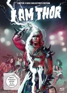 I am Thor - Jon Mikl Thor (OmU) (Blu-ray & DVD im Mediabook)