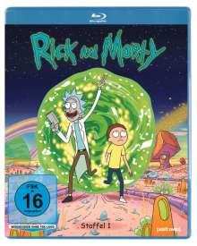 Rick and Morty Staffel 1 (Blu-ray), Blu-ray Disc