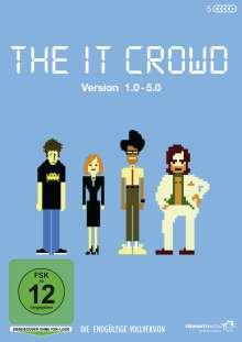 The IT Crowd - Version 1.0 - 5.0 - Die entgültige Vollversion, 5 DVDs