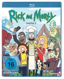 Rick and Morty Staffel 2 (Blu-ray), Blu-ray Disc