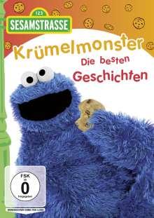 Sesamstrasse: Krümelmonster - Die besten Geschichten, DVD
