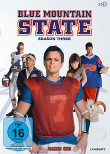 Blue Mountain State Staffel 3, 2 DVDs