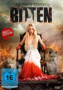 Bitten Season 3 (finale Staffel), 3 DVDs