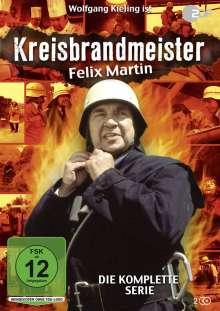 Kreisbrandmeister Felix Martin (Komplette Serie), 2 DVDs