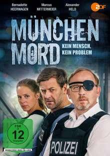 München Mord: Kein Mensch, kein Problem, DVD