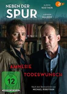 Neben der Spur: Amnesie / Todeswunsch, DVD