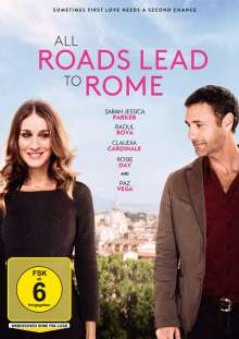 All Roads Lead to Rome, DVD