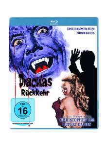 Draculas Rückkehr (Blu-ray), Blu-ray Disc