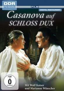 Casanova auf Schloss Dux, DVD