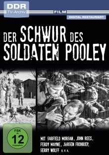 Der Schwur des Soldaten Pooley, DVD